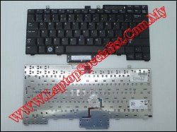 Dell Latitude E5400/E6400 New UK Keyboard (With Trackpoint)WP243
