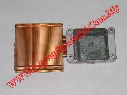 Clevo D47V CPU Heat Sink 31-D40EN-101-1