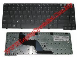 HP ProBook 6450b/6455b New US Keyboard 613384-001