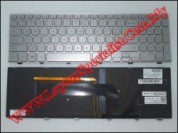 Dell Inspiron 15-7537 New US Keyboard with Backlight DP/N 87YTJ