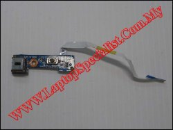 Dell Latitude E4300 On/Off Switch Board