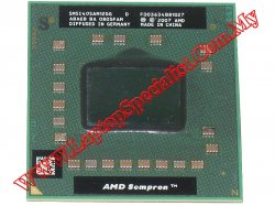 AMD SMSI40SAM12GG Sempron Processor SI40 2.00 GHz