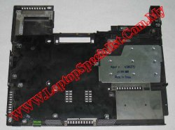IBM Thinkpad T60 14.1 XGA Mainboard Bottom Case P/N 26R9351