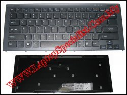 Sony Vaio VGN-SR Black New US Keyboard 148088321
