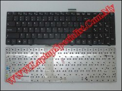 MSI CR650 New US Keyboard V111922AS1
