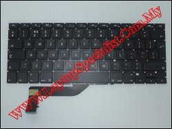 Apple Macbook Pro Retina A1398 New UK Keyboard