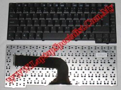 Asus A9T New UK Keyboard V011162CK1