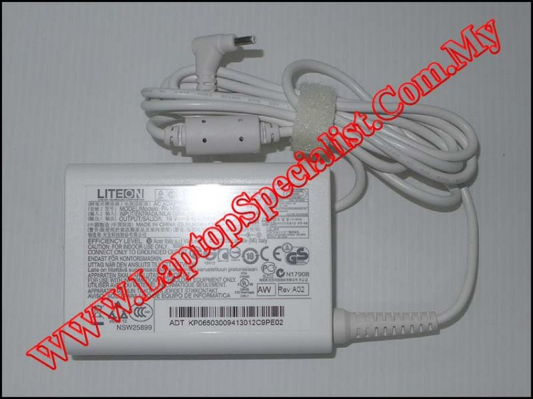 Lite-On PA-1650-80 19V 3.42A Power Adapter (3.0*1.1) - Click Image to Close