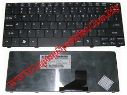 Acer Aspire One 532h Black New US Keyboard