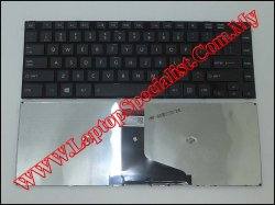 Toshiba Satellite C40D/L40D New US Keyboard