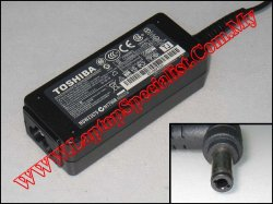 Toshiba PA3743E-1AC3 19V 1.58A (2.5*5.5) New Power Adapter