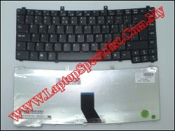 Acer TravelMate 2300 New UI Keyboard