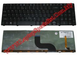 Acer Aspire 5810T New US Keyboard with Backlite