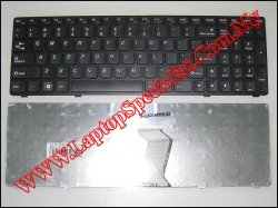 Lenovo G580 New US Keyboard