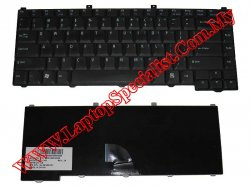 NEC Versa L2101 Used Black US Keyboard AECH2KEU030