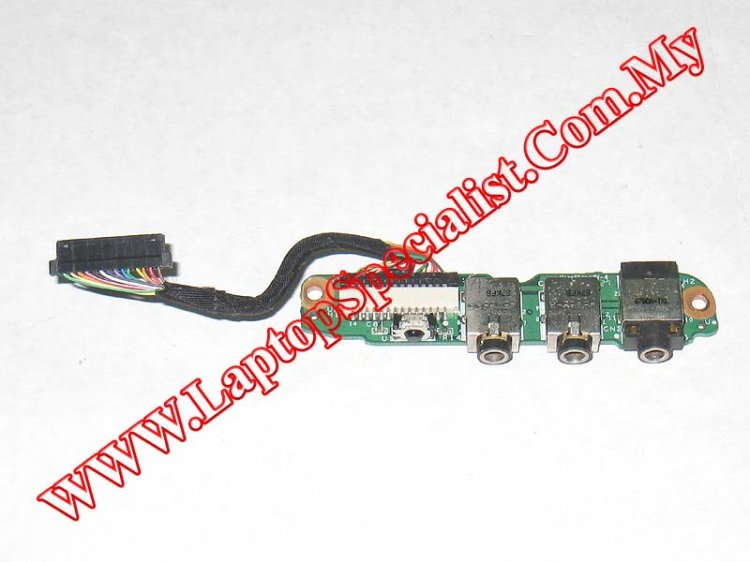 HP Pavilion dv6000 Audio Board 32AT8AB0003 - Click Image to Close