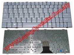 Twinhead E12B K010109A1 New US Keyboard