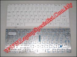 Coby Netbook New White US Keyboard