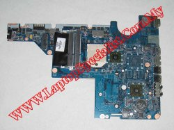 Compaq Presario CQ42 AMD Integrated Mainboard 592809-001