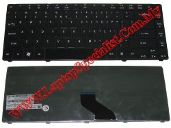 Acer Aspire 4736 Black Glossy New US Keyboard