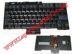 "IBM Thinkpad T40/R50 39T0581 New US Keyboard For 14.1"" Screen"