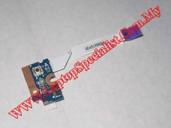 Compaq Presario CQ42 On/Off Switch Board 1EAX1PB0000