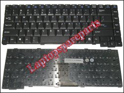 NEC Versa E680 Black New US Keyboard