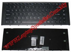 Sony Vaio VPC-EA Series Black US Keyboard 148792031