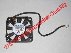 Clevo D47 System Cooling Fan BS4005M2B