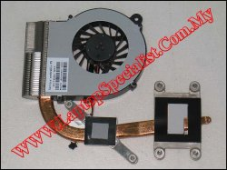 Compaq Presario CQ42 New HeatSink with Fan 617646-001