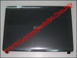Acer Aspire 4752 LCD Rear Case (Black)