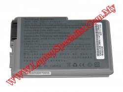 Dell New Replacement Battery D600 (6 Cells)