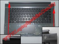 Samsung NP-RC410 Palm Rest Case with Keyboard