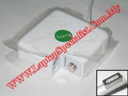Apple A1343 Magsafe 18.5V 4.6A, 16.5V 3.6A 85W Power Adapter