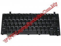 Toshiba Portege R100 G83C0004LBUS New US Keyboard