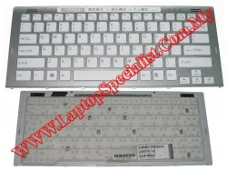 Sony Vaio VGN-SR White New US Keyboard 148088021