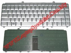 Dell Inspiron 1420/1520/1525/M1330/M1530 Silver New US Keyboard