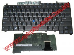Dell Latitude D620/D630 DP/N : DR134 New Taiwan Keyboard