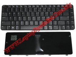 HP Pavilion dv3-2000 New US Keyboard 539044-001
