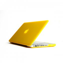 Apple Macbook Air A1370/A1465 Protective Cover (Yellow)