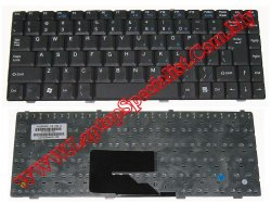 MSI MS-1057B/MS1221 New US Keyboard