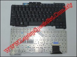 Dell Latitude D620/D630 New UI Keyboard (Without Trackpoint)