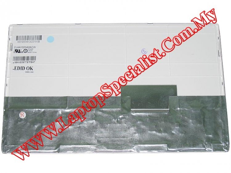 "10.2"" WSVGA Matte LCD Screen CPT CLAA102NA0ACW (New) - Click Image to Close"