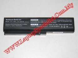 Toshiba New Replacement Battery PA3817U (6 Cells)