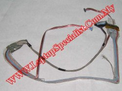 Dell Studio 1735/1737 LCD Cable DP/N NU481 DD0GM3LC002
