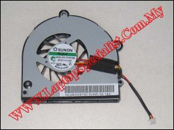Toshiba Satellite C660 CPU Cooling Fan DC2800091S0