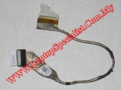 Dell Studio XPS 1647 LED Cable DP/N 4JCFK