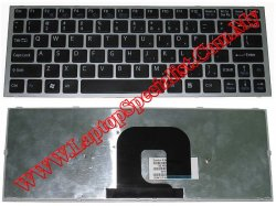 Sony Vaio VPC-YA/YB New US Keyboard A1807420A