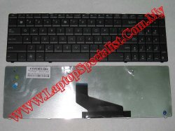 Asus X53 New US Keyboard 70-N5I1K1000