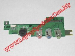 Acer TravelMate 280 Audio Board 48.46W02.011